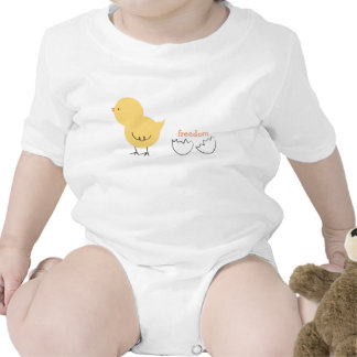Baby Gift - Little Chick Baby Creeper