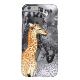Baby Giraffe Barely There iPhone 6 Case