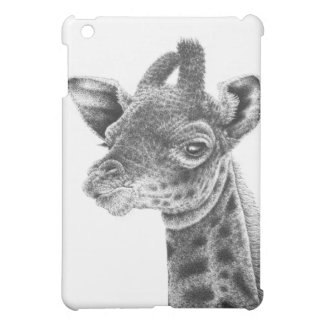 Baby Giraffe Cover For The iPad Mini