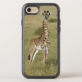 Baby Giraffe In Nairobi OtterBox Symmetry iPhone 8/7 Case