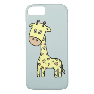 Baby Giraffe iPhone 7 Case