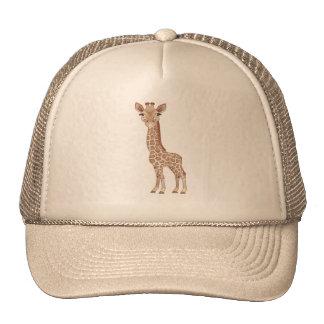 Baby Giraffe Mesh Hats