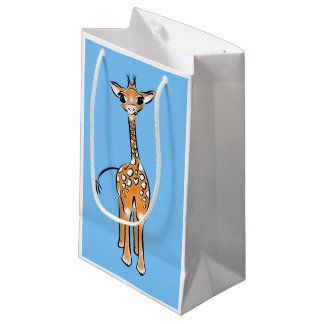 Baby Giraffe Small Gift Bag