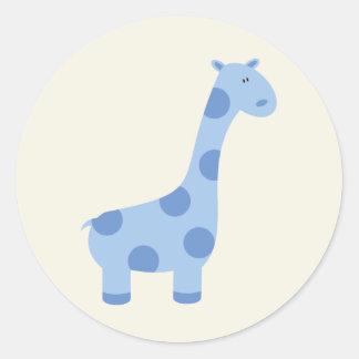 Baby Giraffe Stickers