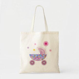 Baby Girl A2 Budget Tote Bag