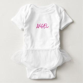 """Baby Girl """"ANGEL"""" Tutu Bodysuit"""