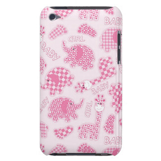 baby girl background barely there iPod cover