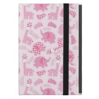 baby girl background iPad mini case