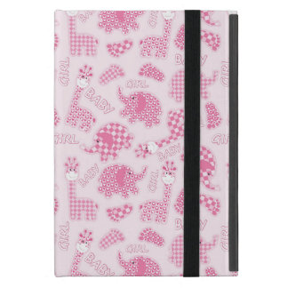 baby girl background iPad mini cases