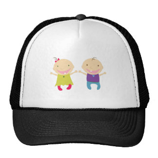 Baby Girl & Boy Trucker Hat