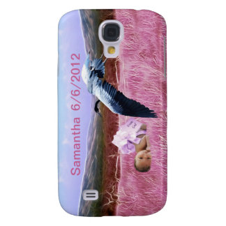 Baby Girl Samsung Galaxy S4 Cover
