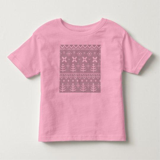 "Baby girl designers ""folk"" t-shirt"