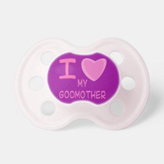 baby girl i love heart my godmother