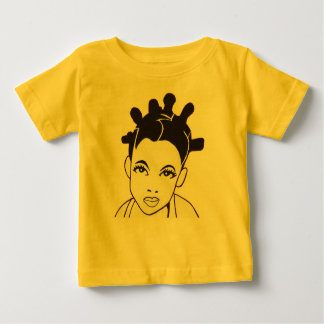 Baby Girl Infant Toddler Jersey Knit T-Shirt