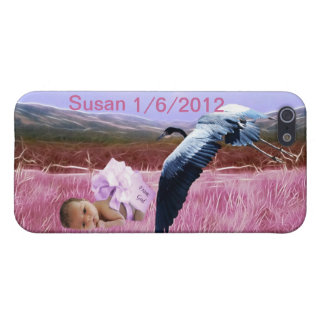 Baby Girl iPhone 5/5S Covers