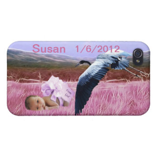 Baby Girl iPhone 4/4S Covers