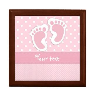 """Baby Girl"" Keepsake Box"