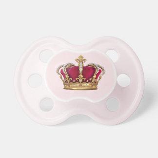Baby Girl Pacifier (Queen)