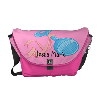 Baby Girl Rattle Baby Diaper Bag Courier Bags