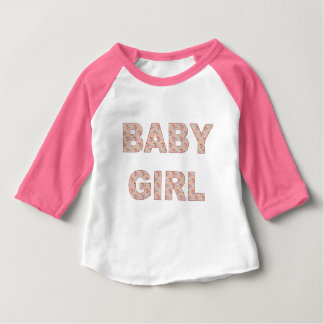 Baby girl storks baby T-Shirt