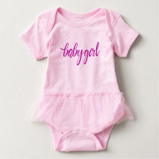Baby Girl Tutu Vest Bodysuit Cake Smash