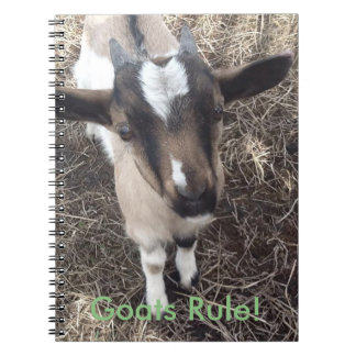 Baby Goat Notebook