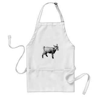 Baby Goat Standard Apron