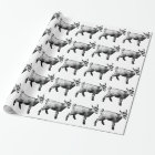 Baby Goat Wrapping Paper