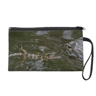 Baby Goes for a Swim Wristlet