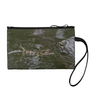 Baby Goes for a Swim Change Purse