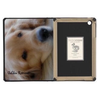 Baby Golden Retriever iPad Mini Cases