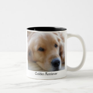 Baby, Golden Retriever Mug