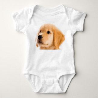 Baby Golden Retriever Puppy Bodysuit