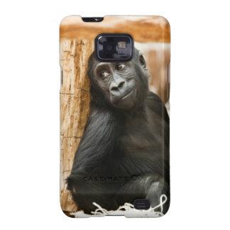Baby gorilla samsung galaxy s2 case