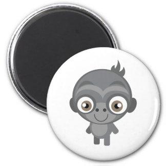 Baby Gorilla - My Conservation Park Fridge Magnets