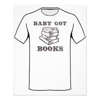 Baby Got Books 11.5 Cm X 14 Cm Flyer