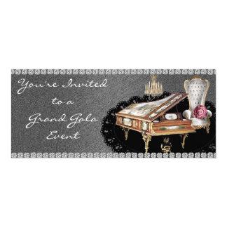 Baby Grand Gala Event Invitation