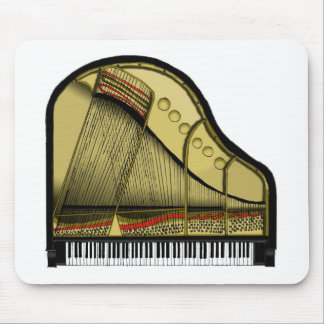 Baby Grand Piano Mousepad