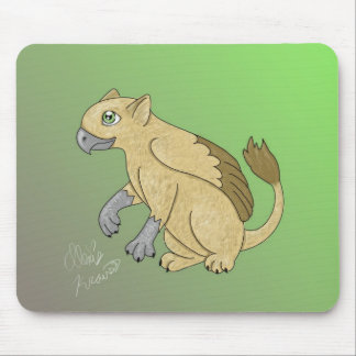 Baby Griffin Mouse Mat