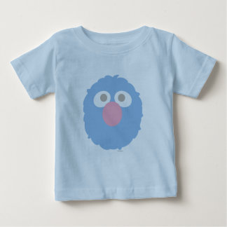 Baby Grover Face Baby T-Shirt
