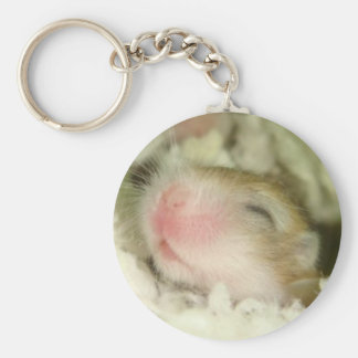Baby Hamster Key Chains