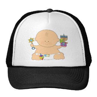 Baby Hanukkah Cap