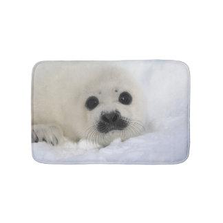 Baby Harp Seal Bath Mat