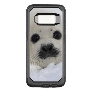 Baby Harp Seal OtterBox Commuter Samsung Galaxy S8 Case