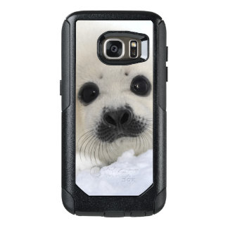 Baby Harp Seal OtterBox Samsung Galaxy S7 Case