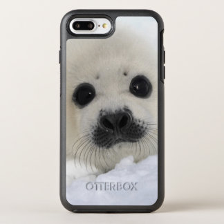 Baby Harp Seal OtterBox Symmetry iPhone 7 Plus Case