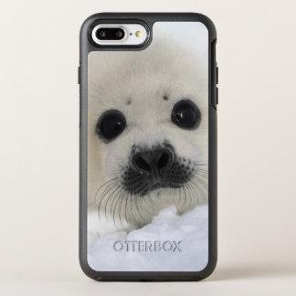 Baby Harp Seal OtterBox Symmetry iPhone 8 Plus/7 Plus Case