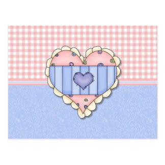 baby Heart Postcard