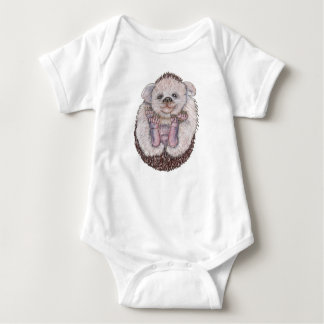 Baby Hedgehog Baby Bodysuit