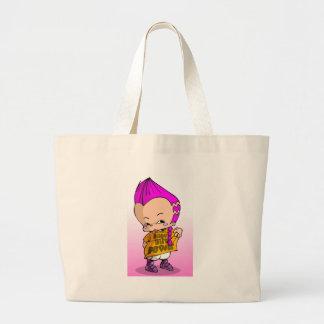 Baby Hip Hop Lil Jumbo Tote Bag